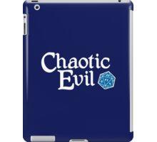 Chaotic Evil iPad Case/Skin