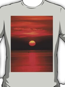 Sunrise Over Shinnecock Bay T-Shirt