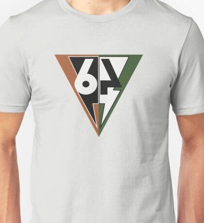 6-4 Faction Logo (Color) Unisex T-Shirt