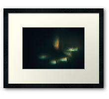 6677 Framed Print