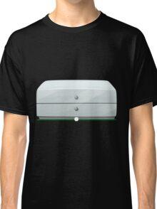 Glitch bag furniture smallcabinet simply white small cabinet Classic T-Shirt