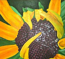 Black-eyed Susan by FedericoArts