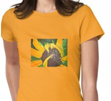 Black-eyed Susan Womens Fitted T-Shirt