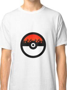 I Choose Fire Type Classic T-Shirt