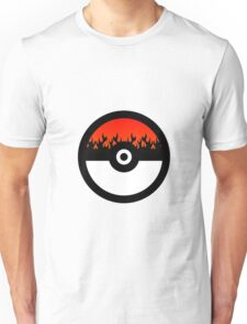 I Choose Fire Type Unisex T-Shirt
