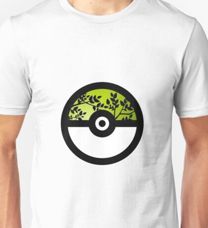 I Choose Grass Type Unisex T-Shirt