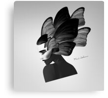 lady d Canvas Print