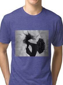 lady d 2 Tri-blend T-Shirt