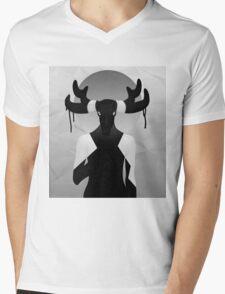 lady d 3 Mens V-Neck T-Shirt