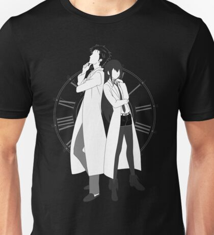 Mad scientist's pose Unisex T-Shirt