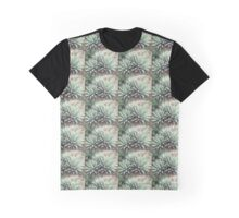 Green Agave Graphic T-Shirt