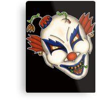 Lemmy the Clown Metal Print
