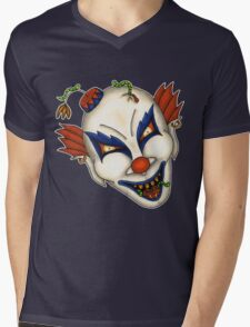 Lemmy the Clown Mens V-Neck T-Shirt