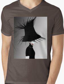 lady d 4 Mens V-Neck T-Shirt