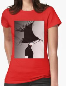 lady d 4 Womens Fitted T-Shirt