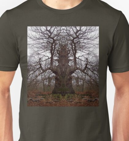 Ominous Tree Unisex T-Shirt