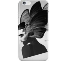 lady d iPhone Case/Skin