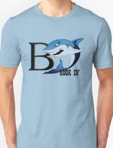 Hook In T-Shirt