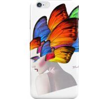 lady d 6 iPhone Case/Skin