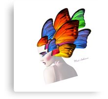 lady d 6 Canvas Print