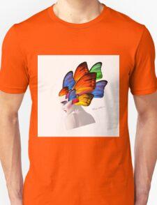 lady d 6 Unisex T-Shirt