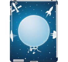 Moon Orbit iPad Case/Skin