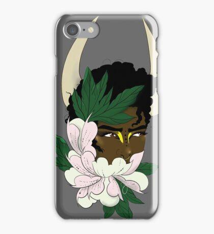 The Bulls horn iPhone Case/Skin
