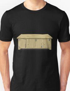 Glitch bag furniture smallcabinet vintage trunk T-Shirt