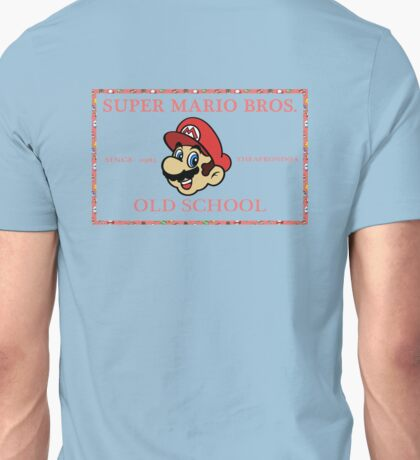 Old School Design - Mario Unisex T-Shirt