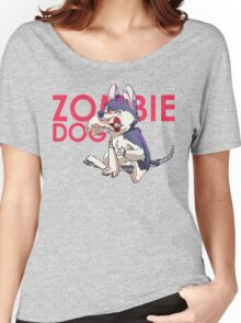 Zombie Dog Women's Relaxed Fit T-Shirt
