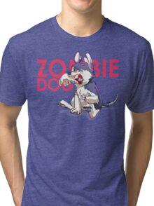 Zombie Dog Tri-blend T-Shirt