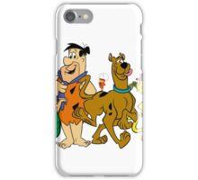 Hanna-Barbera (Scooby Doo, Flintstones, Yogi, Top Cat) iPhone Case/Skin