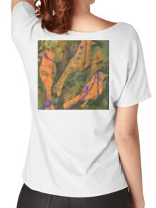 Those Pretty Birds Outside My Window Women's Relaxed Fit T-Shirt