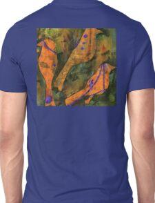 Those Pretty Birds Outside My Window Unisex T-Shirt