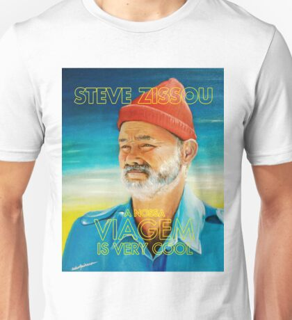 Life aquatic is very cool Unisex T-Shirt