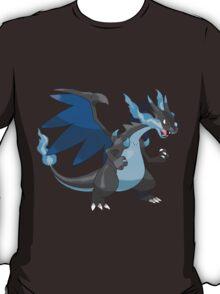 Mega Evolution Charizard X T-Shirt