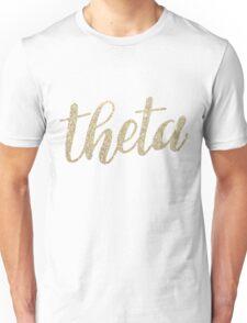theta gold Unisex T-Shirt