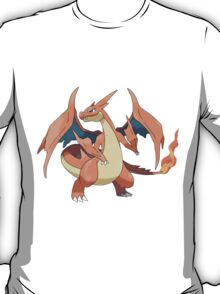 Mega Evolution Charizard Y T-Shirt
