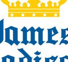 James Madison Univeristy Sticker