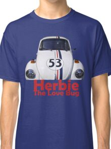 Herbie the love bug Classic T-Shirt