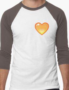 Throbbing Heart Men's Baseball ¾ T-Shirt