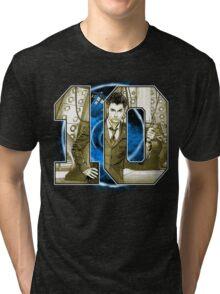 Number 10 Tri-blend T-Shirt