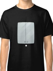 Glitch bag furniture wallcabinet simply white wall cabinet Classic T-Shirt