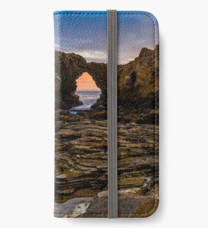 Tranquil Shore iPhone Wallet/Case/Skin
