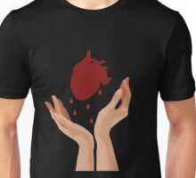 HOLD ME IN YOUR HANDS  Unisex T-Shirt