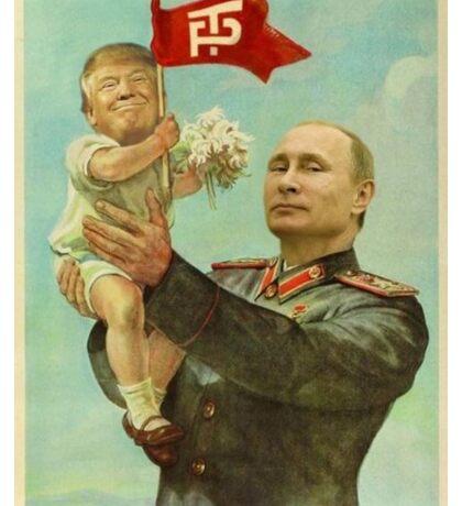 Trump + Putin Sticker
