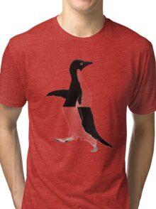 9GAG - Socially Awsome Awkward Penguin Tri-blend T-Shirt
