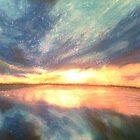 Sunrise in Pastels by FedericoArts