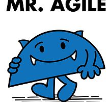 Mr. Agile by irkedorc