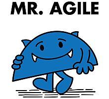 Mr. Agile Photographic Print